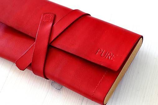 Dámska peňaženka WALLET   PURE - SAShE.sk - Handmade Peňaženky ... a2958c97b57