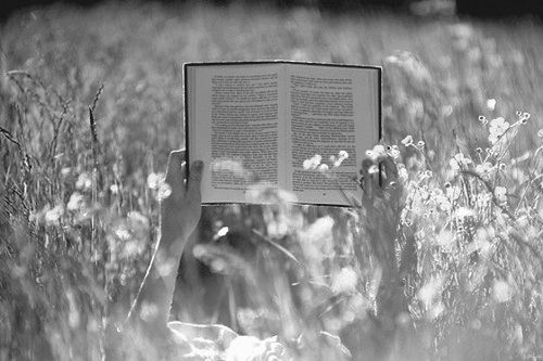 Read in black and white.