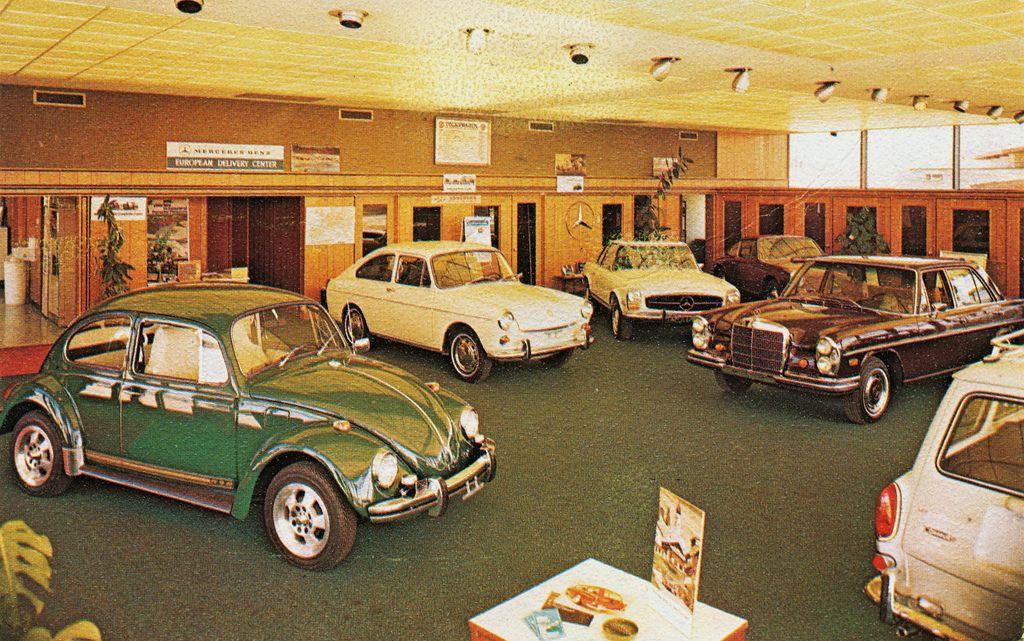 Concours Motors, Volkswagen & Mercedes-Benz, Milwaukee, WI ...