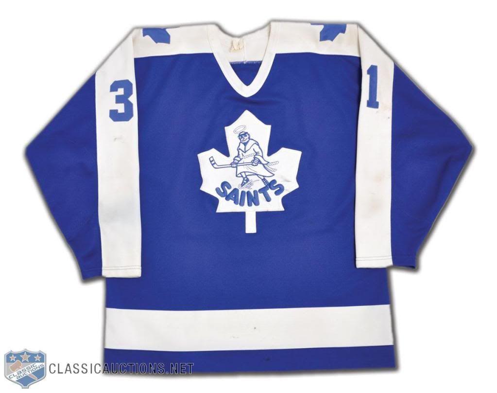 Newmarket Saints hockey jersey - Google Search  3b4b815acd9