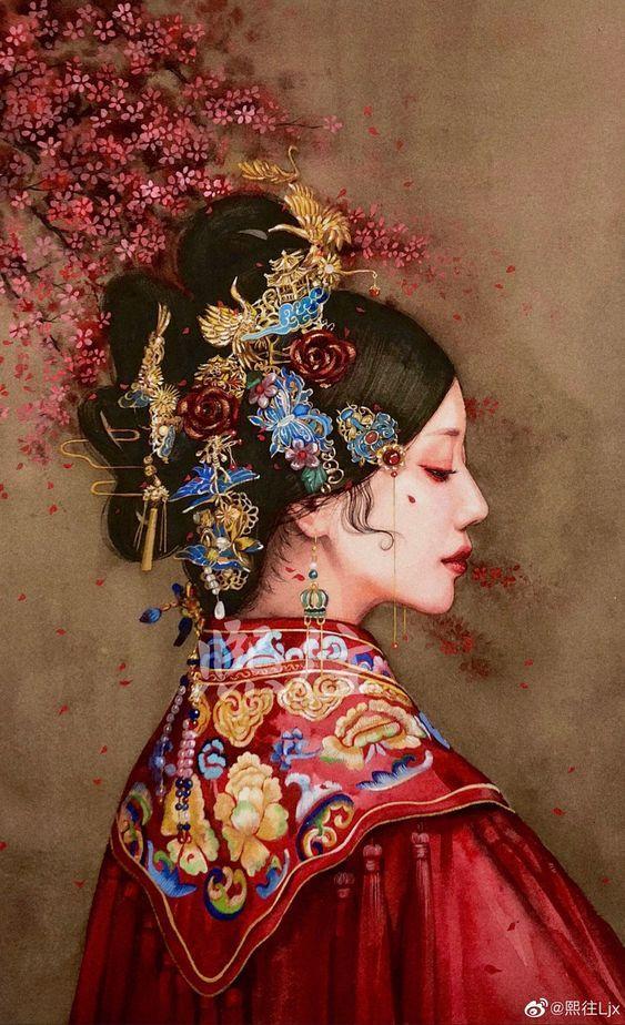 Mỹ Nữ Cổ Trang