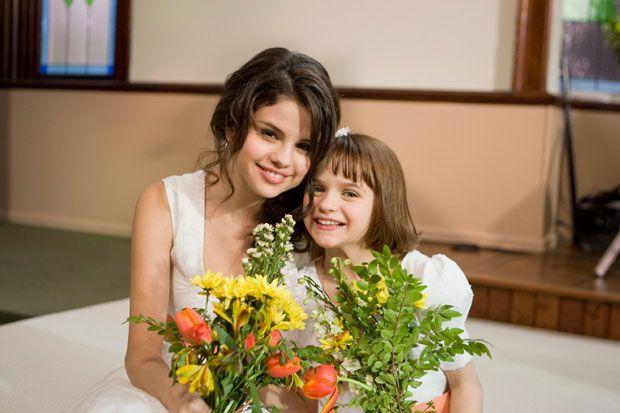 Selena Gomez and/with Joey King, on the set of Ramona and ...