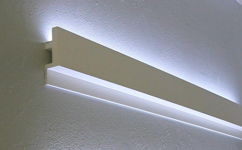 Led Uplight Cornice Straight Verlichting Indirecte Verlichting