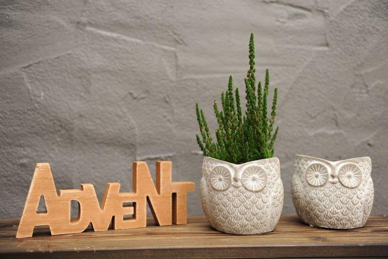 weihnachtsdeko deko schriftzug advent aus holz ein designerst ck von vintage romance bei. Black Bedroom Furniture Sets. Home Design Ideas