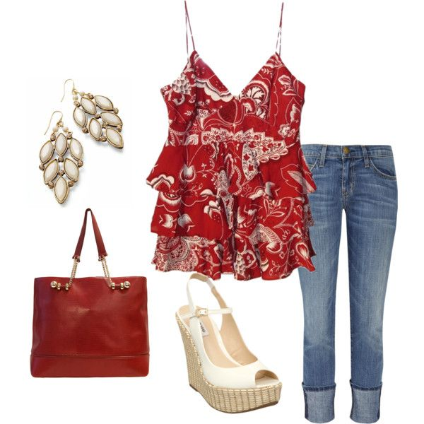 Darling, created by mhuffman1282 on Polyvore