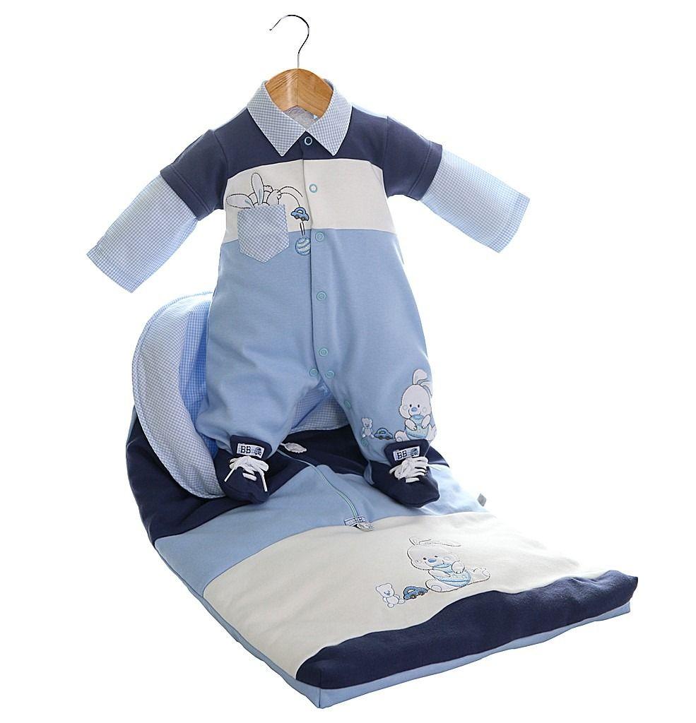 Saída De Maternidade Nícolas - Beth Bebe - R  163 e273ccee99a