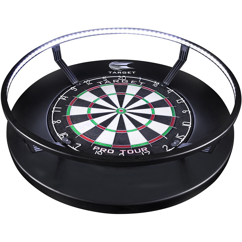 Target Corona Vision Dartboard Lighting System In 2020 Dart Board Lighting System Dartboard Light