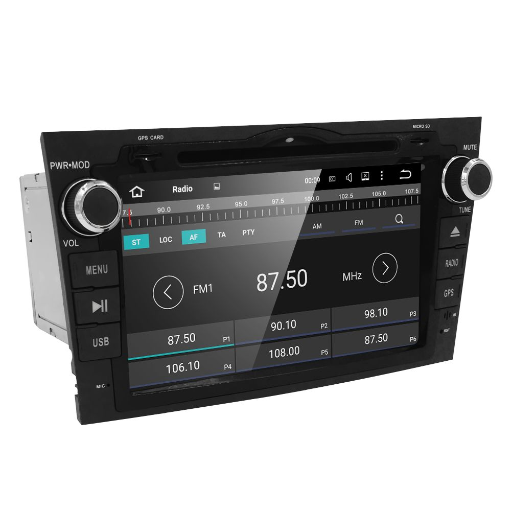 Pure Android 7 1 Quad Core 1 6ghz Car Dvd Video Player For Honda