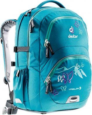 2d958d0cd4072 Deuter Ypsilon Schulrucksack ein schönes Motiv für Schülerinnen ab der  5.Klasse. Jetzt bei