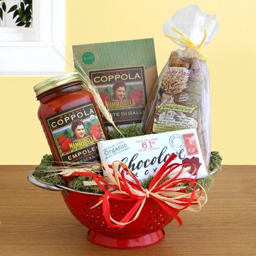 OUT OF STOCK-Organic Italian Feast