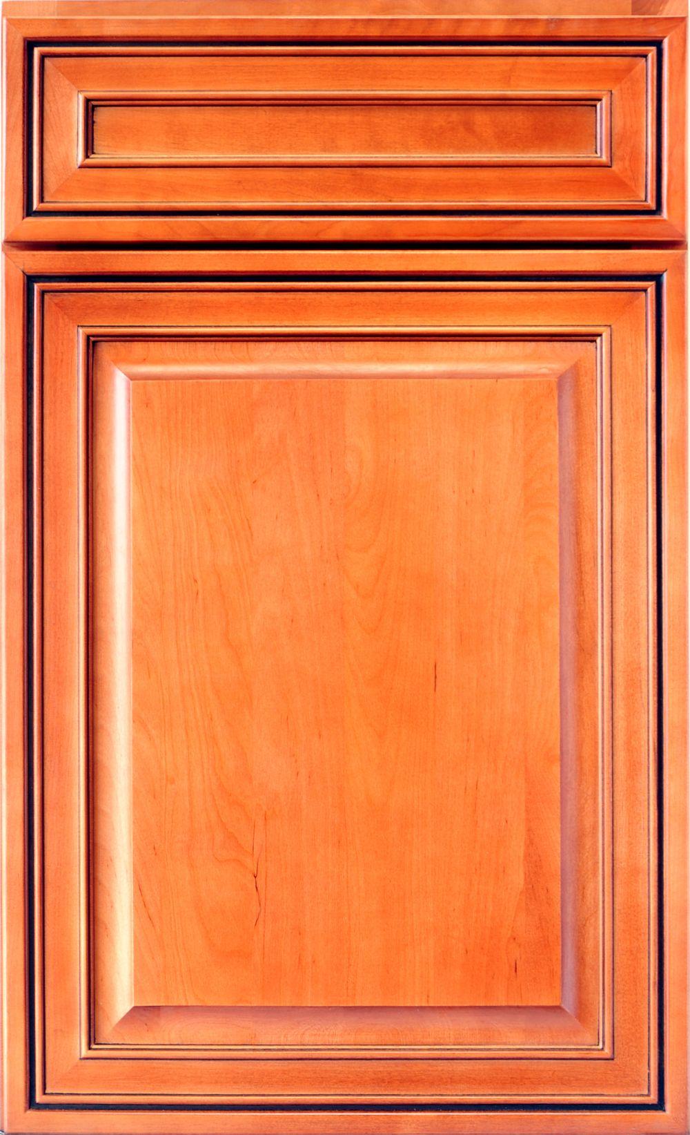 Mocha Maple Glazed Cabinet | Kitchen cabinets in bathroom ...
