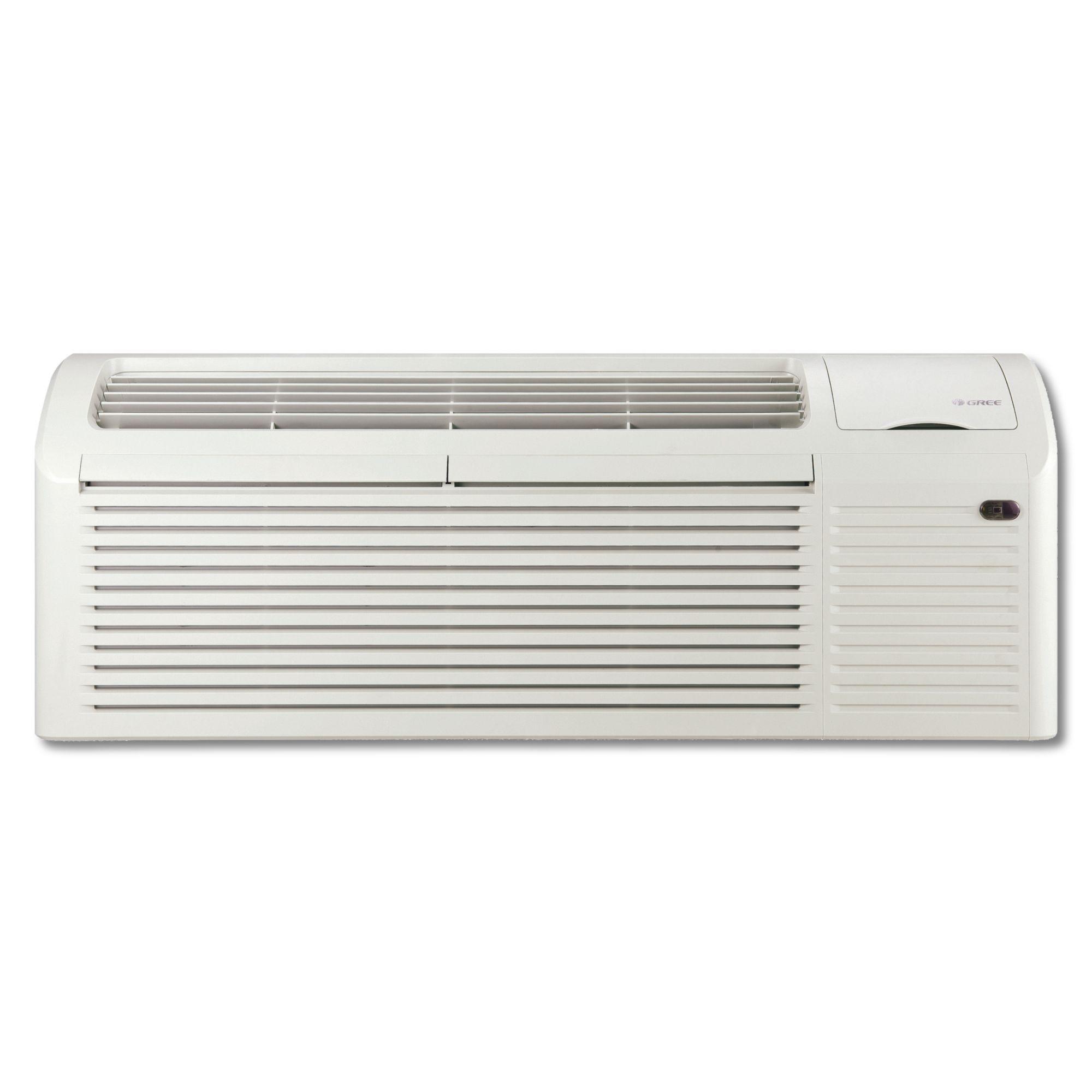 7,000 BTU 12.2 EER Heat/Cool 208230V & 3Kw Heat