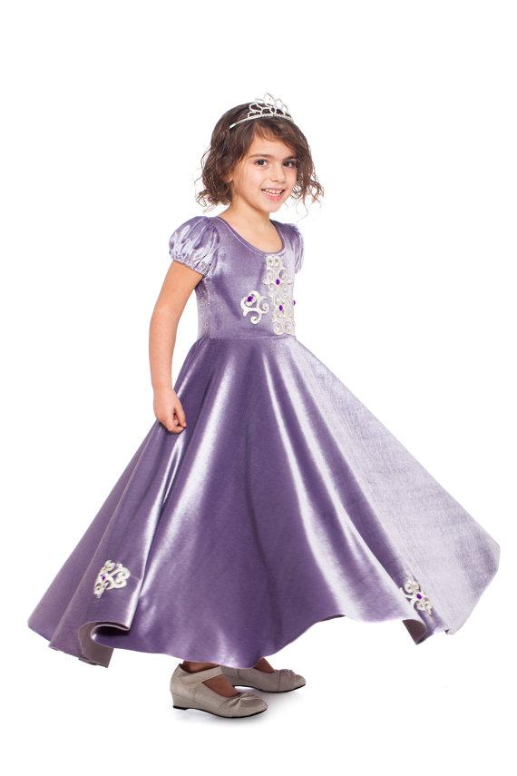 Novelty & Special Use Costumes & Accessories New Arrival Fantasia Children Dresses Girls Princess Sofia Snow White Cinderella Rapunzel Costume Vestido De Princesa Menina Year-End Bargain Sale