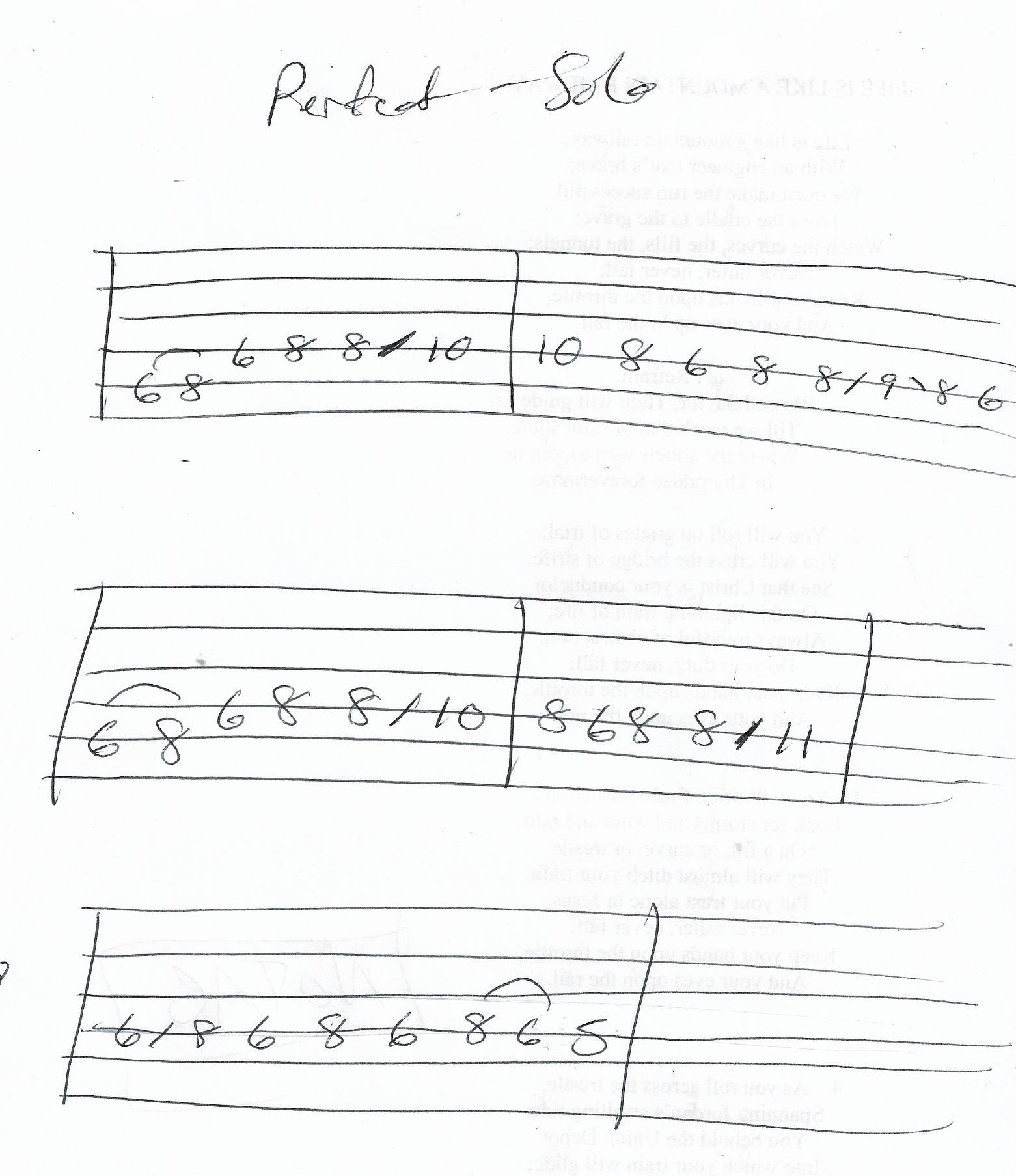 Perfect Ed Sheeran Guitar Solo Tab Ed Sheeran Guitar Guitar