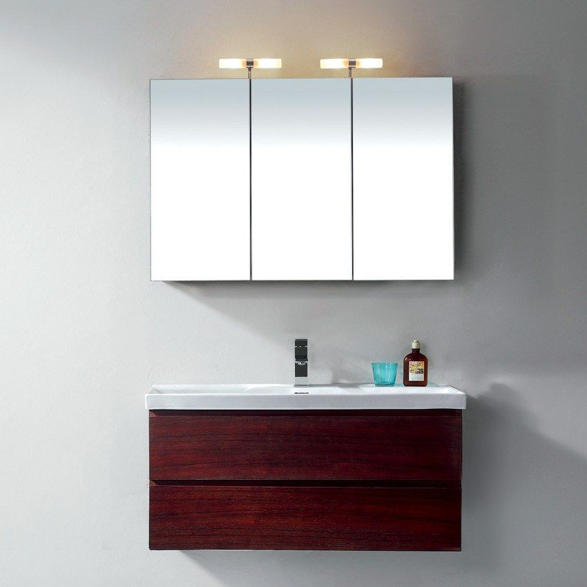 Bathroom Mirror Cabinet With Shaver Socket And Light Home ...