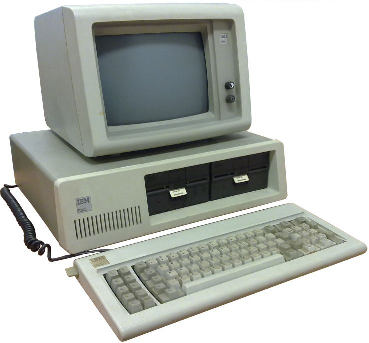 The IBM PC turns 35 can now run for president Happy birthday you old rascal you. Thirty-five years ago today you came into world with a compact design and a $1565 price tag at time when IBMs entry-level microcomputer run $90000 and looked more like a washer and dryer set.  Of course not everyone was excited about you. As the company notes in its own online history one of the companys senior execs asked Why would anyone want to take a computer home with them? Another reportedly said of the…