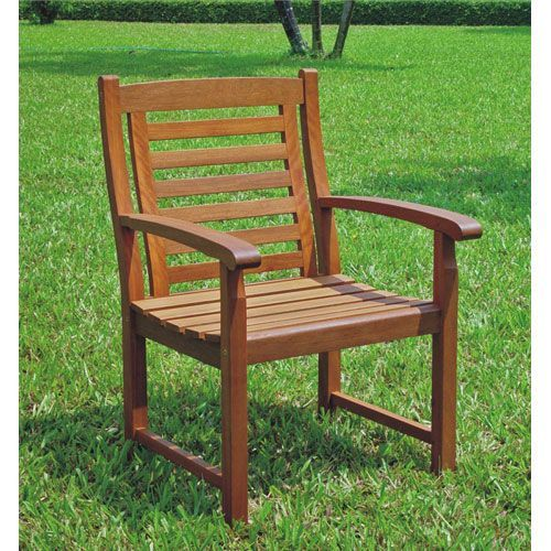Fantastic International Caravan Vf4206 2Ch Trinidad Acacia Wood Machost Co Dining Chair Design Ideas Machostcouk