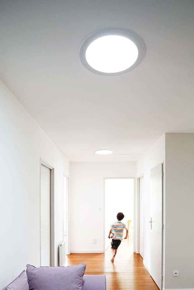 Puits de Lumière Velux, distribué par Maisons Vivre + PUITS DE