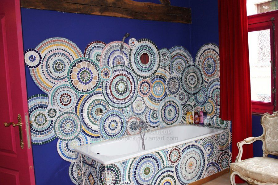 Google Image Result for http://fc03.deviantart.net/fs70/i/2011/293/0/a/our_mozaik_bathroom_by_tattoopink-d4dfinr.jpg