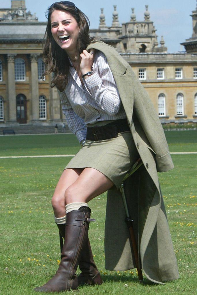 Kate Middleton, Game Fair, Blenheim Palace, Penelope Chilvers | Style kate middleton, Robe kate ...