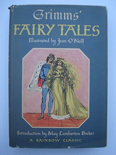 Fairy Tales Rainbow Classics By Jacob Grimm Httpsgoosswdg7