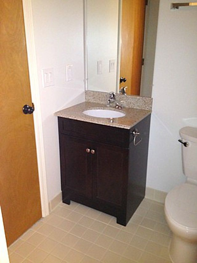 How To Easily Replace And Install A Bathroom Vanity