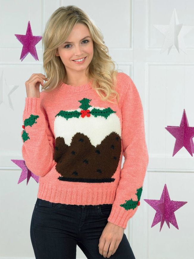 9 Christmas Sweater Knitting Patterns For The Whole Family Sweater