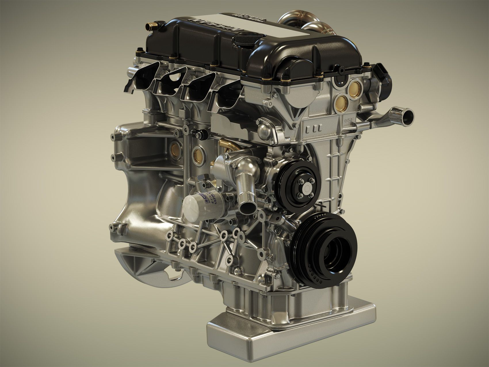 Nissan Sr20det Engine Page 2 Polycount Forum Automotive Engineering Nissan Motors Nissan