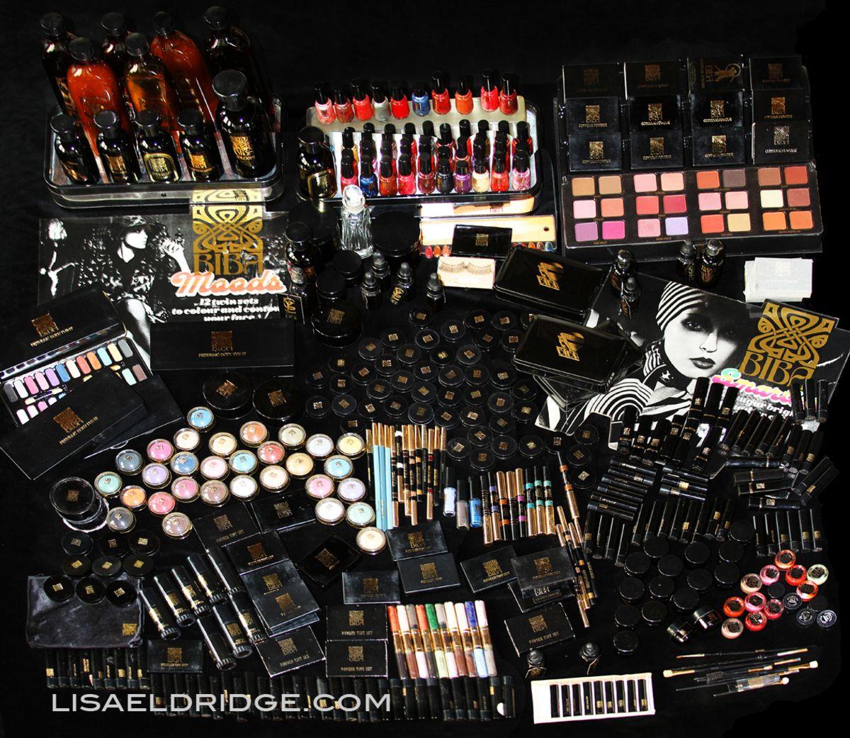 Lisa Eldridge Make Up   Blog   Inspiration - Oh you Pretty Things...