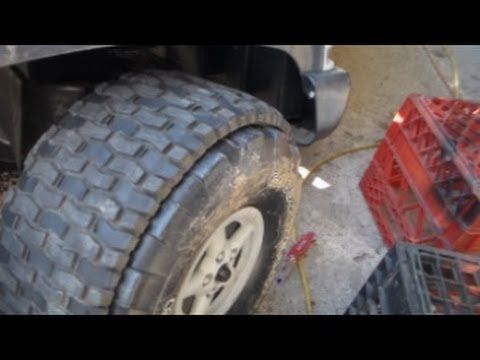Upgrade Power Wheel Tire Get Better Traction Diy Youtube