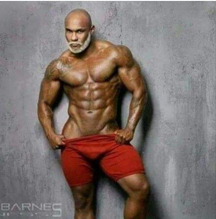 Sexy black men over 50