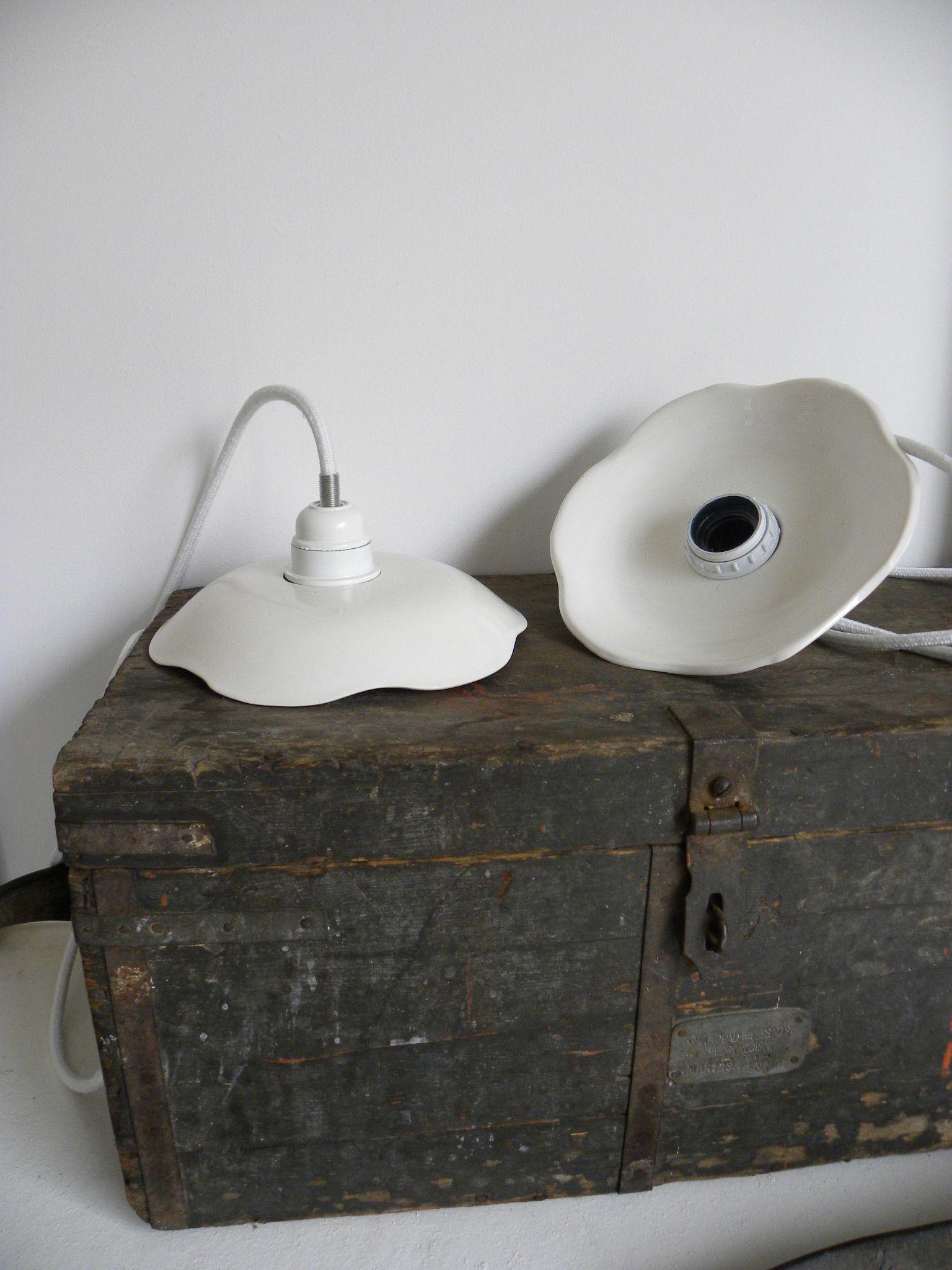 luminaires en céramique home made modeles poterie u