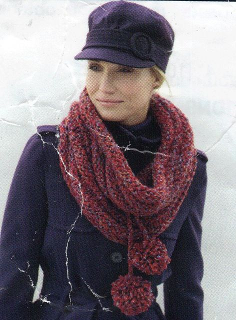 Ravelry: member1070's Cowl To Knit Loops & Threads Country Loom