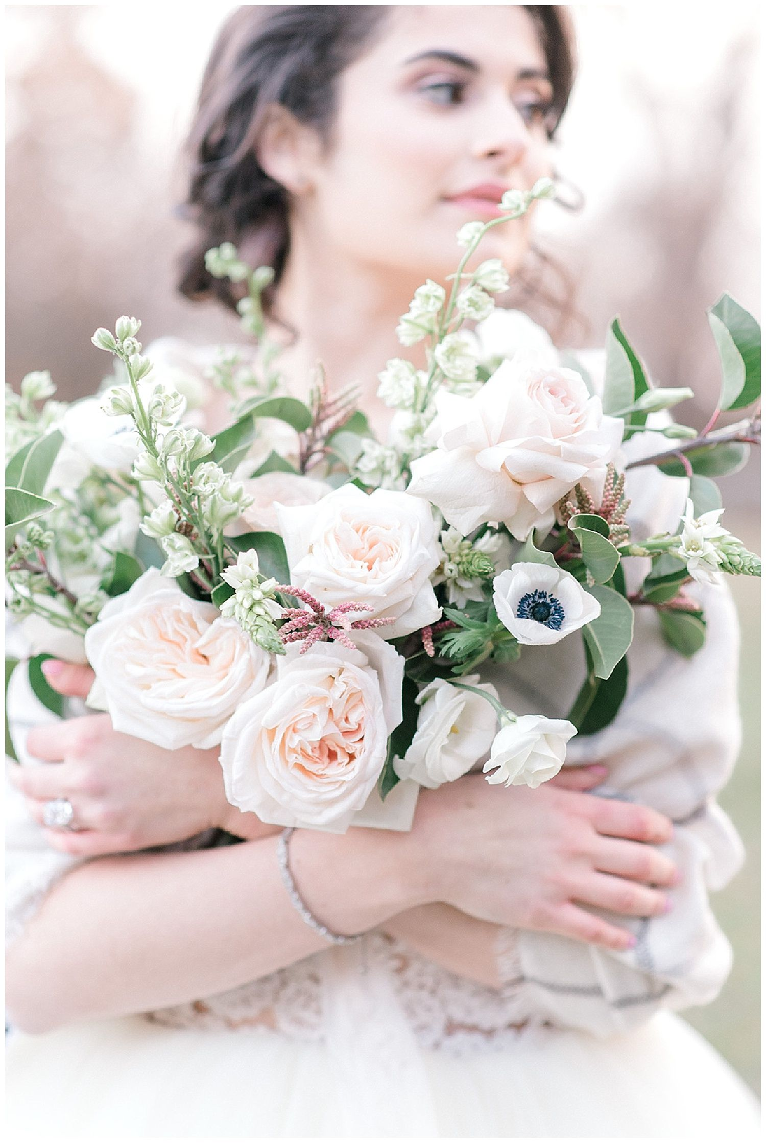 Organic + Enchanting Fall Wedding Inspiration • Amber Dawn