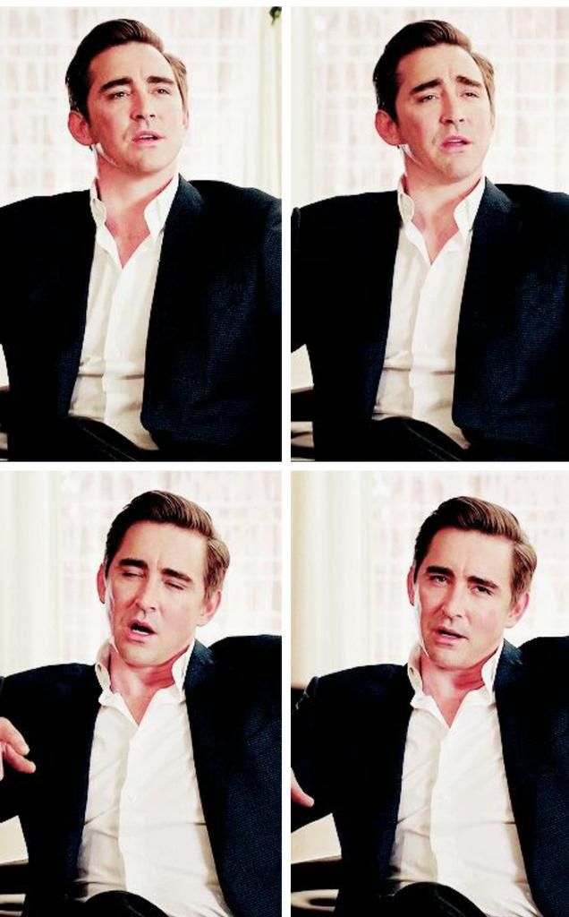 Lee Pace~ so gorgeous