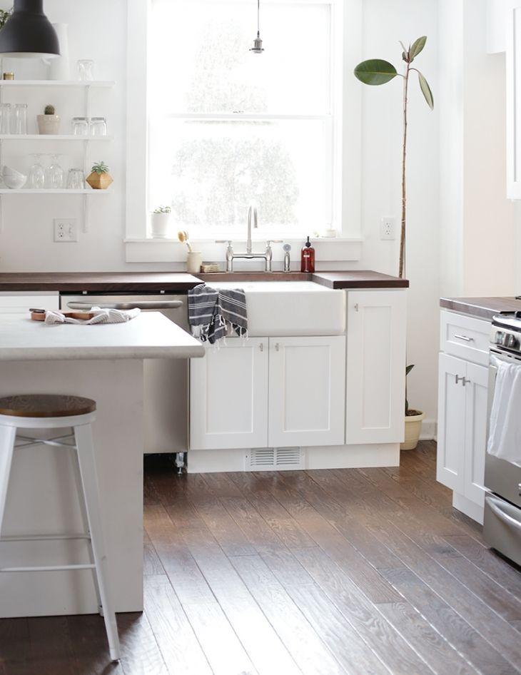 Minimal Kitchen Reveal Minimal, Kitchens and Rustic kitchen - küche landhausstil ikea