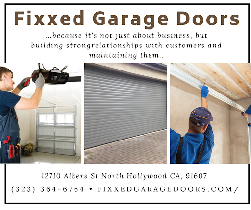 Fixxed Garage Door Is Always Ready To Fix Your Broken Garage Doors In North  Hollywood, CA . When You Need Us Call Us On Our Number 323 364 6764.