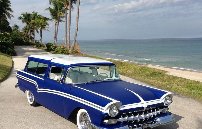 1957 Ford Del Rio Wagon For Sale | HotrodHotline com | Hot Rod
