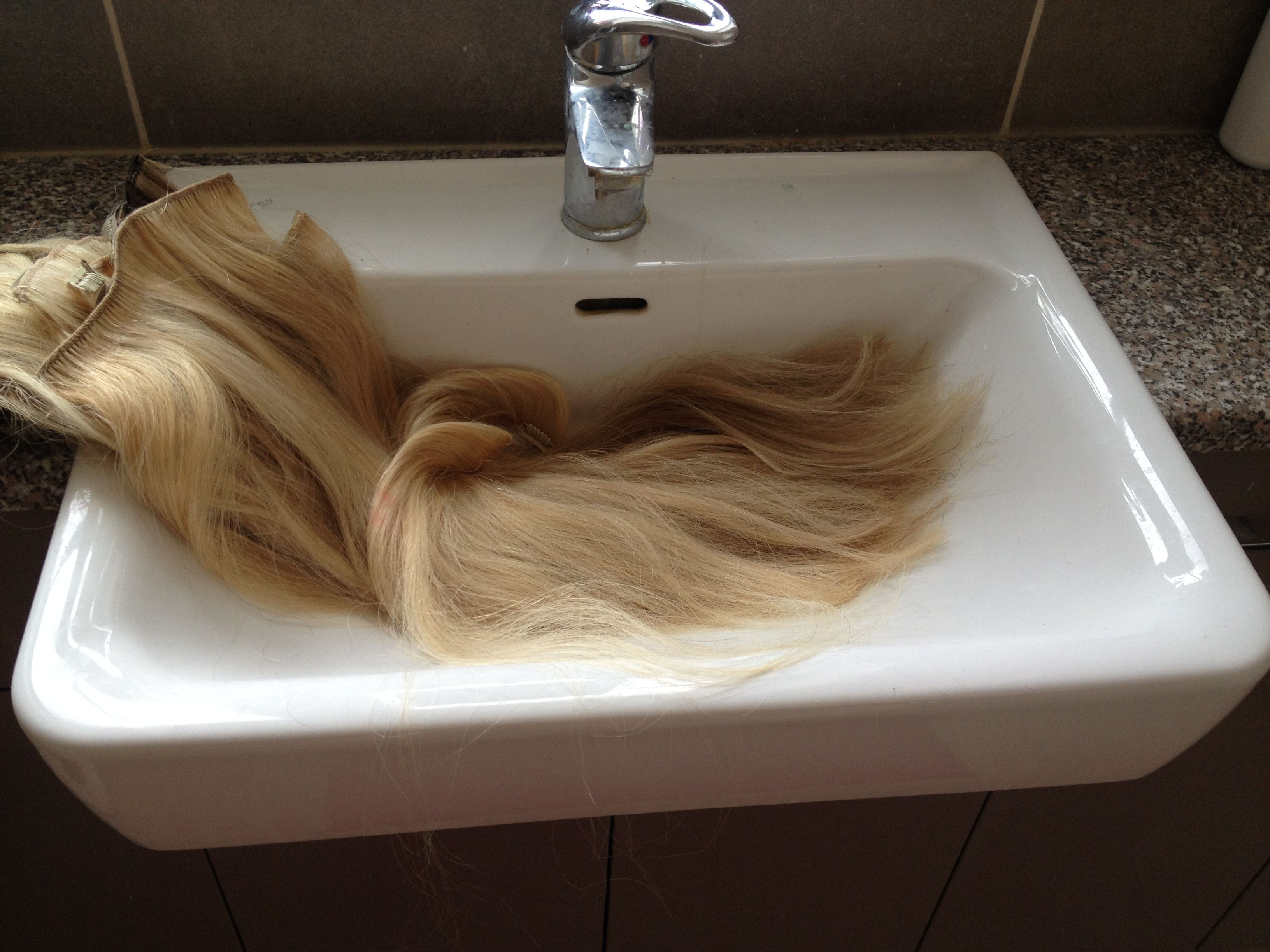 Hair Care How To Wash Your Hair Extensions Gorgeous Human Hair