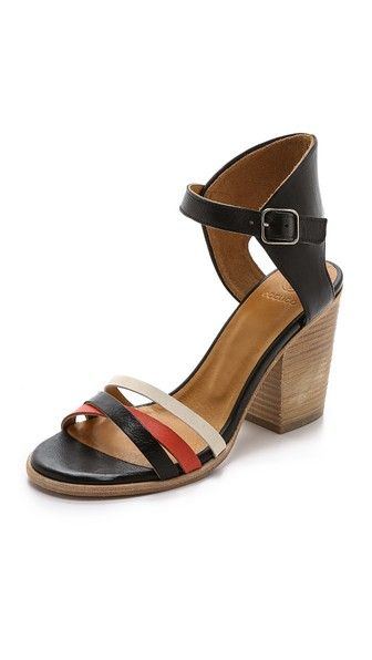 707ae77af908 Coclico Shoes Cherry Block Heel Sandals