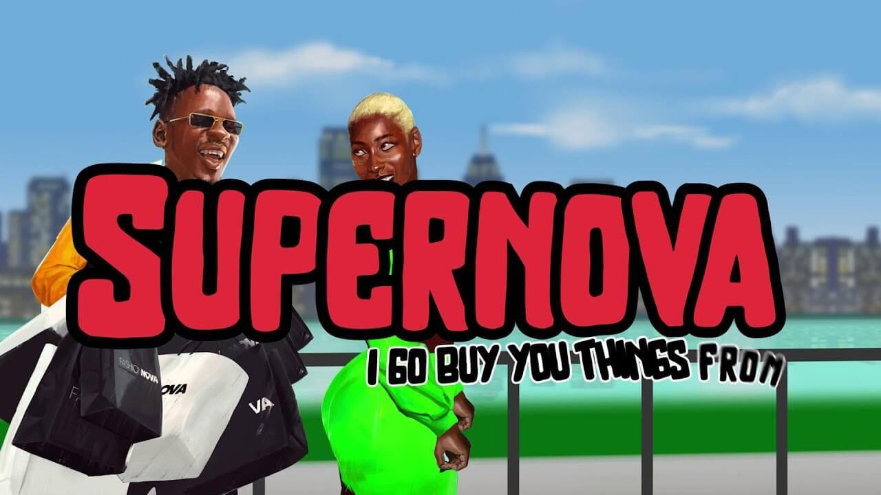 Mr Eazi Supernova Mp3 Download Supernova Mr Music Songs