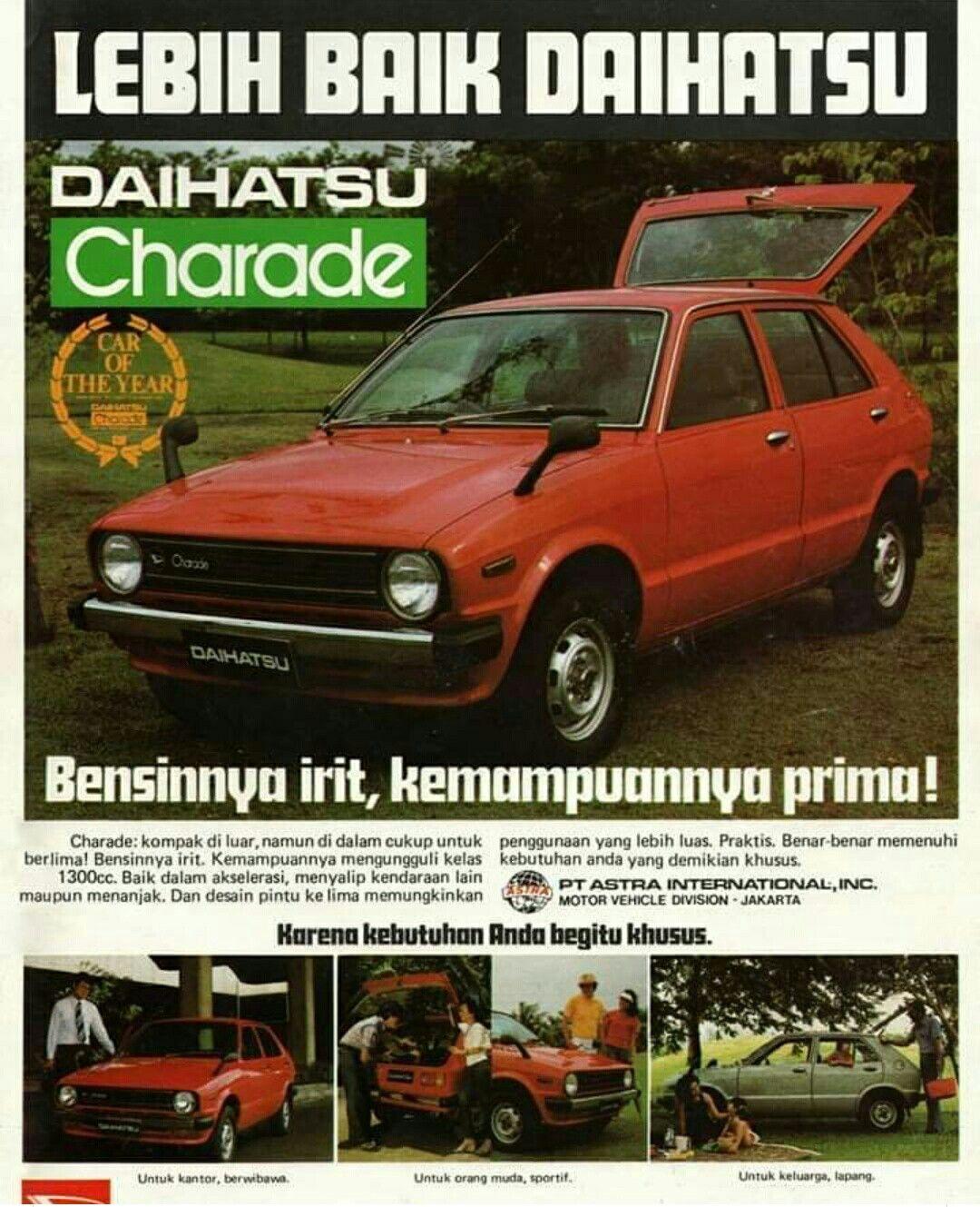 Daihatsu Charede Daihatsu Kendaraan Lima