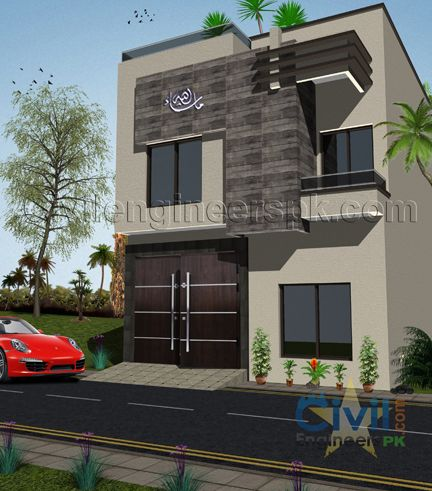 New marla house design all plans available here free only on civilengineerspk join us and enjoy unlimited downloads also rh pinterest