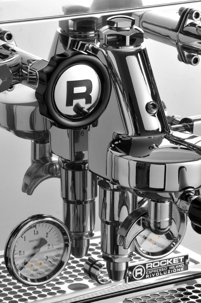 Rocket R58 espresso machine pressicko.sk Cappuccino