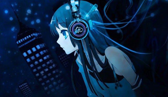 Anime Girls Listening Music With Headphones Wallpaper Hd Anime Wallpapers Anime Wallpaper 1080p Anime Wallpaper