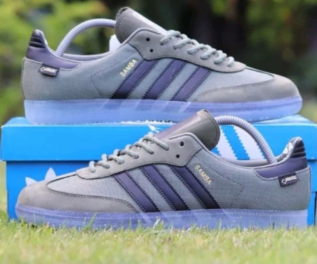 99b4568355a5 Adidas Samba GTX (Goretex) sample - this is a rare sample that adidas  decided not to release