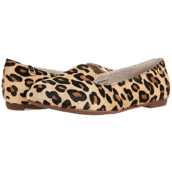 ugg leopard flats
