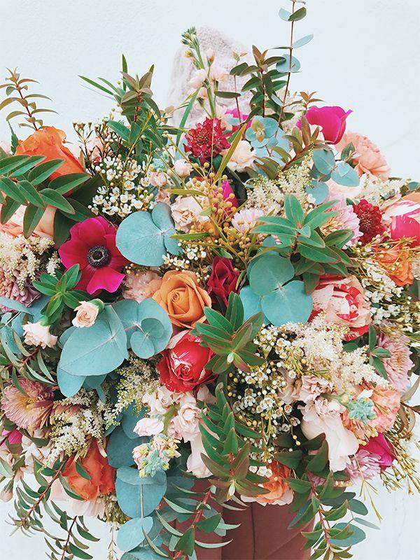 Pampa Paris Inspiration Florale Mariage Champetre Deco Fleur