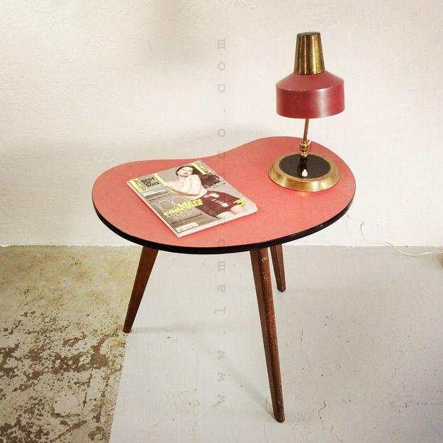 Tripod kidney shaped coffee table. | wnętrza | Pinterest | Tripod ...