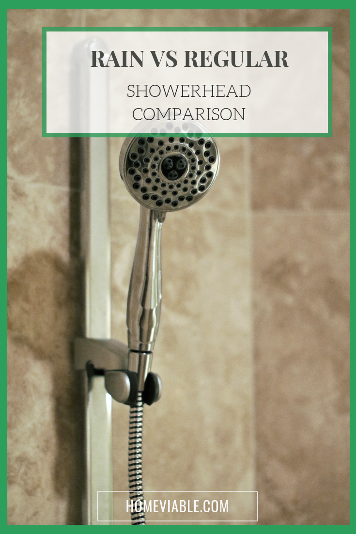 Rain Shower Head Vs Regular Shower Head How To Pick Shower
